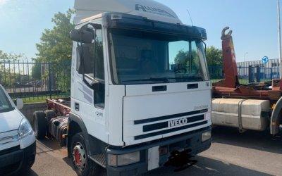 Iveco euro cargo 80E18