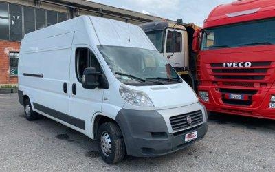 Fiat ducato furgone con problemi al cambio