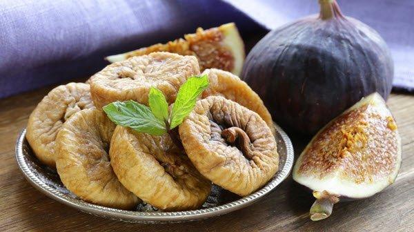 فوائد التين المجفف في رمضان