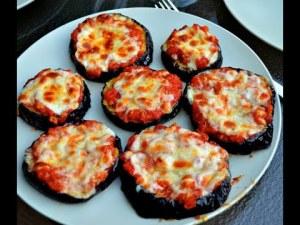 طريقة عمل بيتزا الباذنجان الرائعة مع فوائد الباذنجان المدهشة
