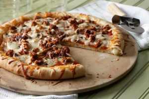 بيتزا باللحم المفروم