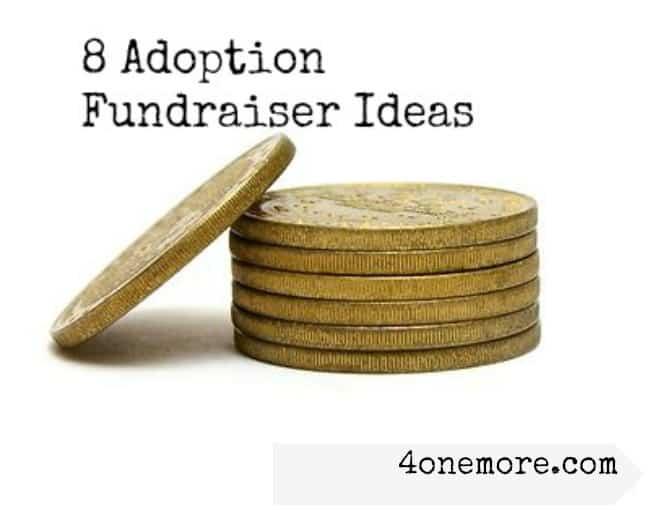 8adoptionfundraiserideas 4onemore.com