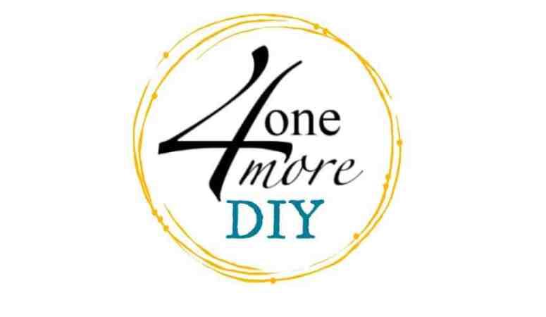 New DIY and Etsy Seller Resource Blog at 4onemoreDIY
