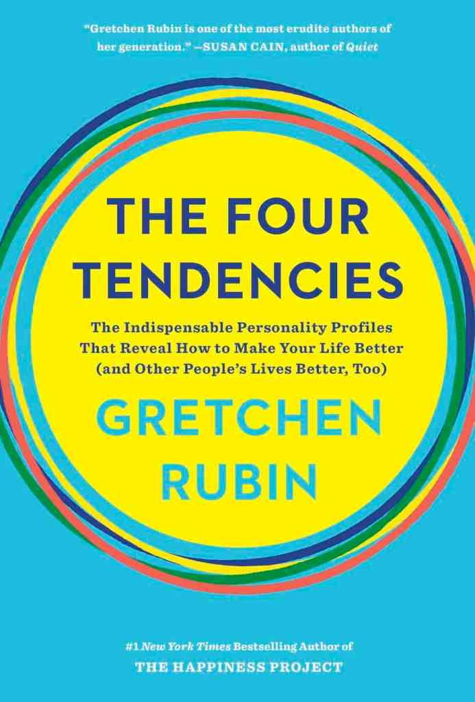 Check out how the four tendencies effect your homeschooled kids' habits and work @4onemore.com #fourtendencies