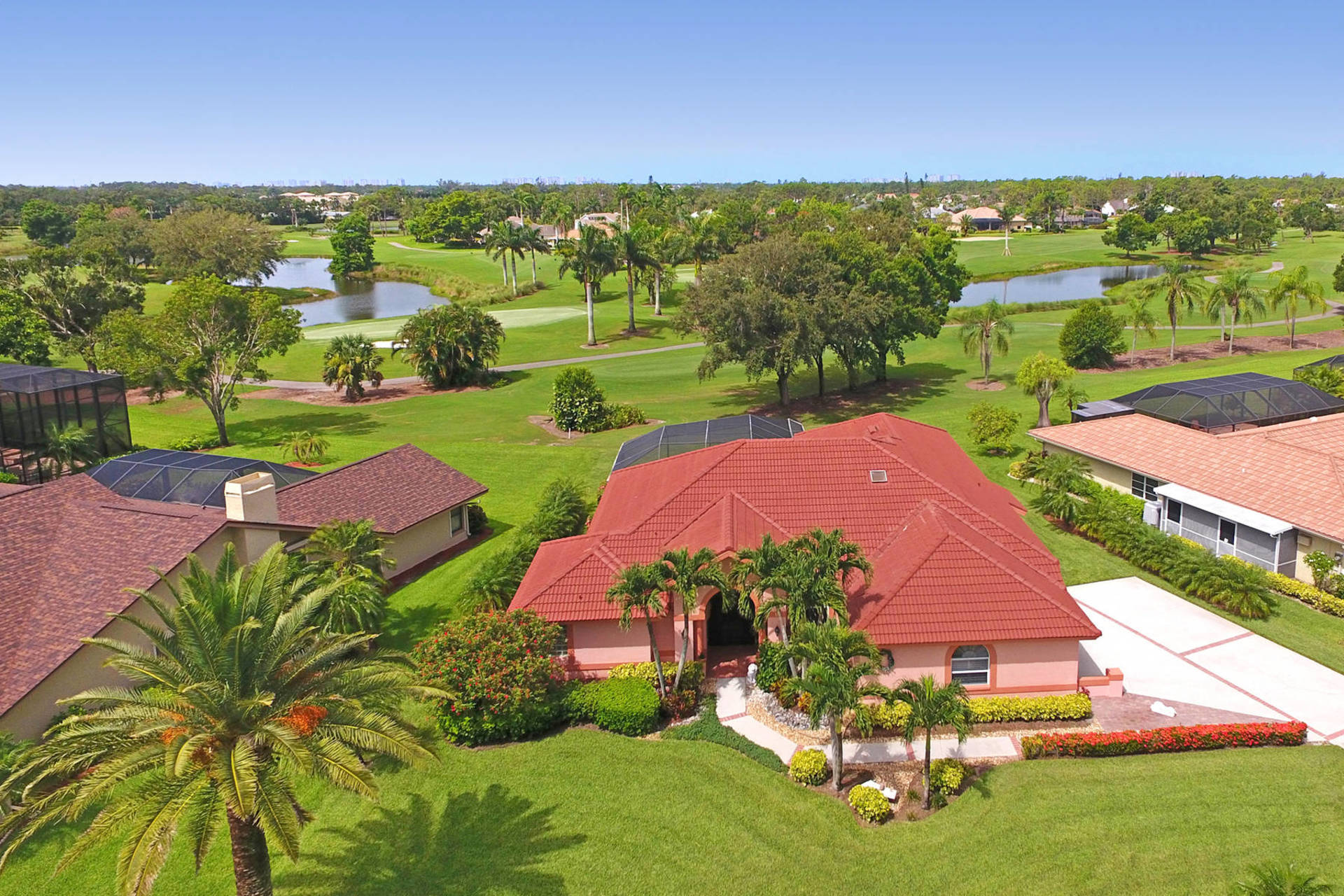 hight resolution of aerial view 1952 imperial golf course blvd naples fl 34110