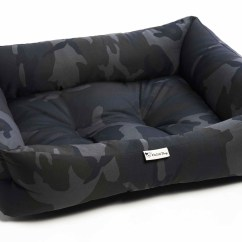Soft Sofa Dog Bed Red Plaid Broyhill Chilli Midnight Camouflage British Made From 4pets Store Co Uk