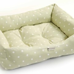 Clark Rubber Foam Sofa Bed American Furniture Leather Sofas British Made Chilli Dog Clarke And Polka Dot Design