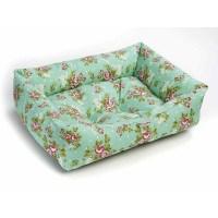 Chilli Dog Victoria Rose Florida Keys Floral Dog Bed ...