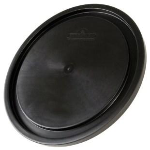 Black Bucket Lid