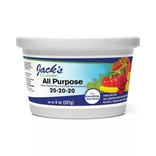 Jack's All Purpose 20-20-20