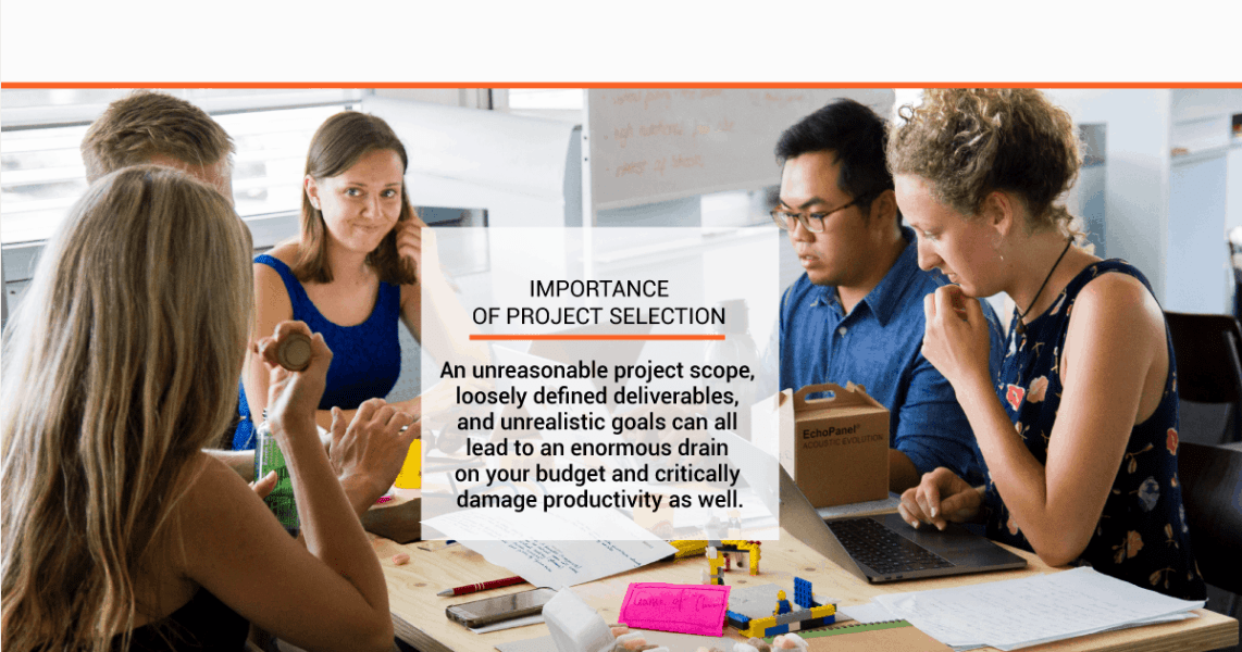 Project Selection Methods