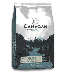 Canagan for cats Scottish Salmon