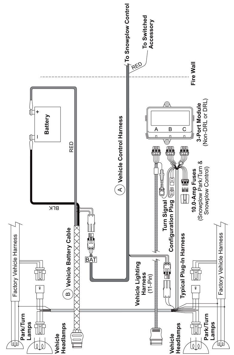 Western Mvp Ultra Mount Wiring Diagram. Meyer Snow Plow Parts ... on