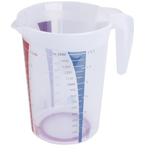 Verso 1,5 Liter Kiss Messbecher