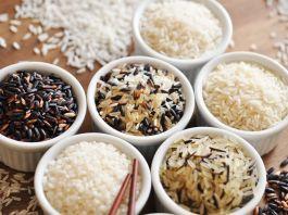 Sorten von Reis