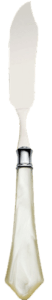 Elfenbein 6-tlg Bugatti – Verona Fischmesser