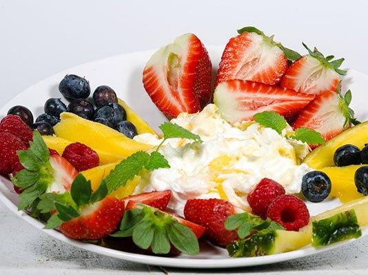 Lebensmittel die viel Zucker enthalten