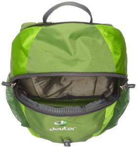 Grüner Rucksack von Deuter