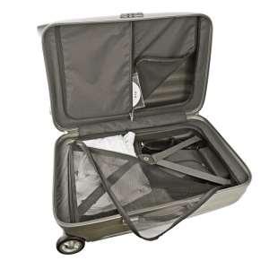 Innenraum eines Koffers