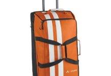Trolley in orange