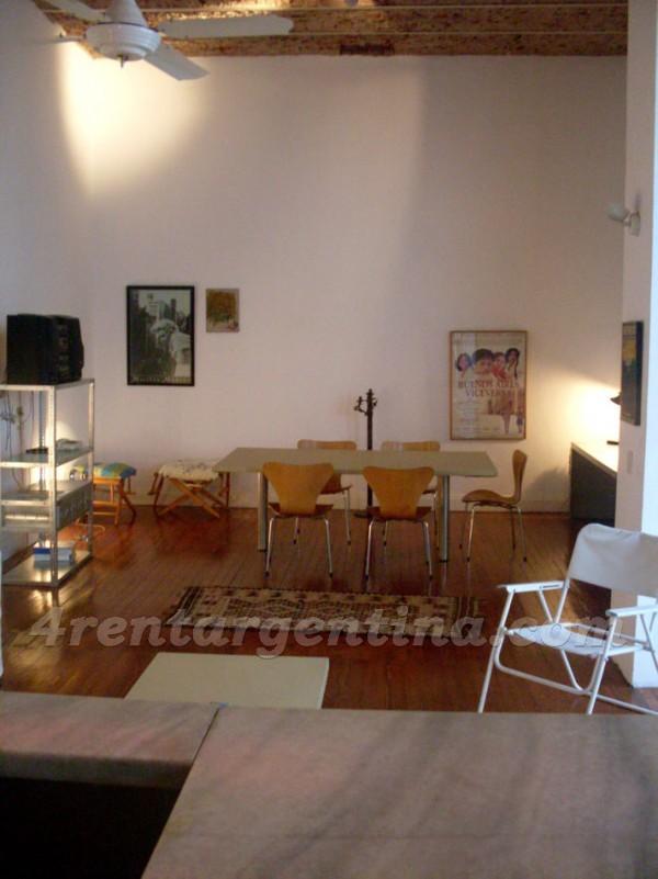 Departamentos Palermo Gascon y Honduras  Apartamento Buenos Aires en alquiler temporario