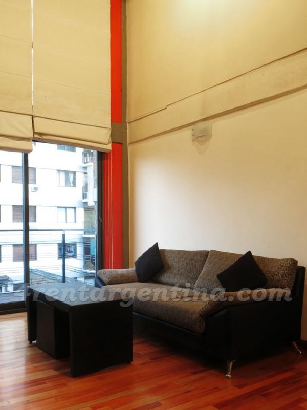 Alquiler 1 Dormitorio temporario en Caballito Buenos Aires