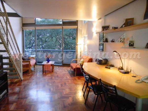 Departamentos Palermo El Lazo y Cabello I  Apartamento