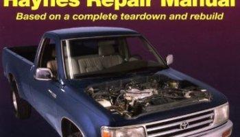 2000 tacoma repair manual