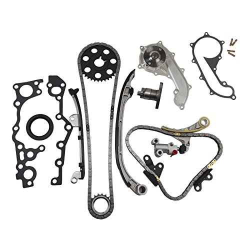MOCA Timing Chain Kit w/Water Pump for 1996-2000 Toyota