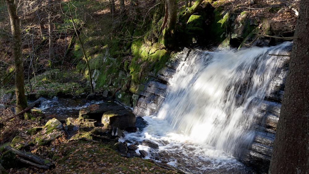 Vattenfall i Grönån