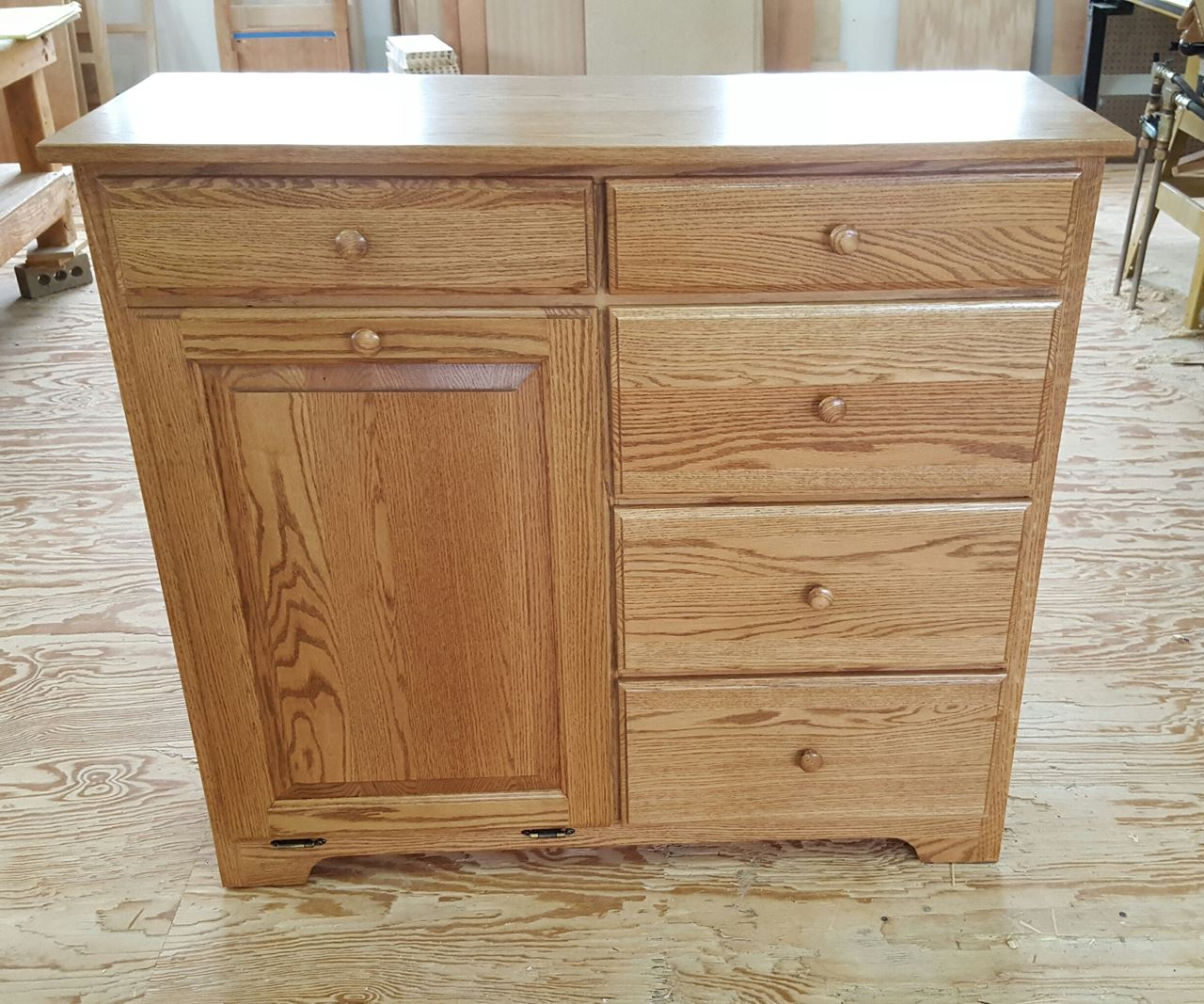 Cozy Can39t Miss Bargains On Wooden Tilt Out Trash Can