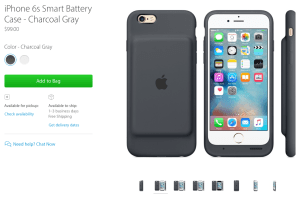 Iphone Batery Case