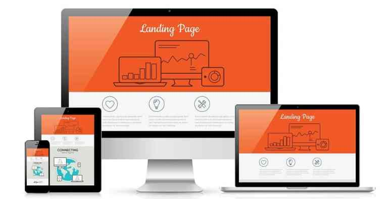 Landing Page or Microsite
