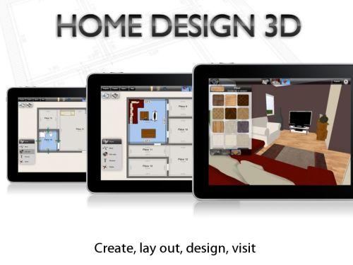 Room Design Apps – 4 Smart Mobile