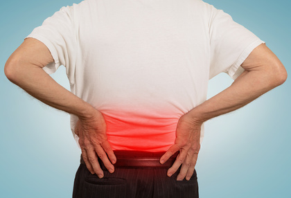 back pain and Social Security disability