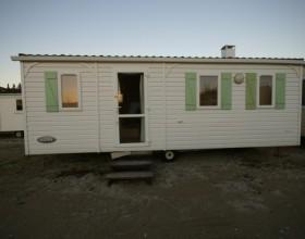 Case mobili prefabbricate su ruote come vengono