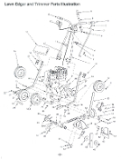 Edger Parts And Accessories