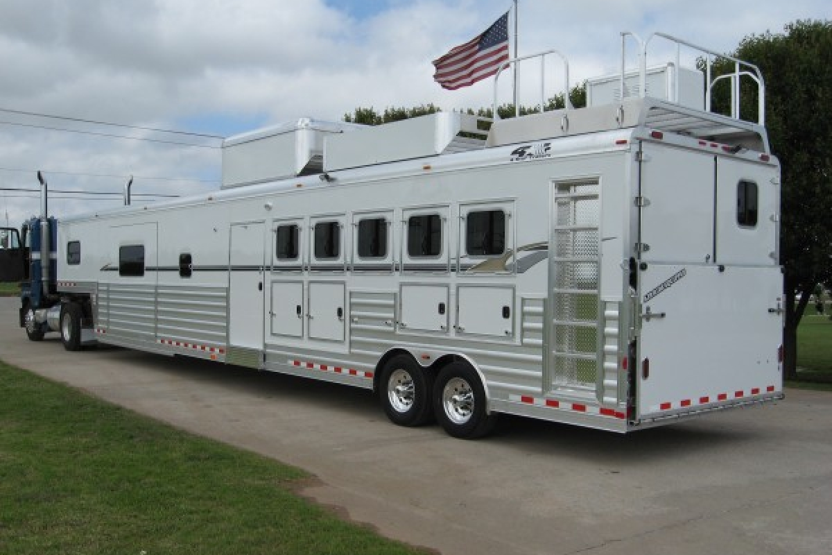 horse trailers air suspension wiring diagram ride installation 5 model 24 39 x 7 4 star