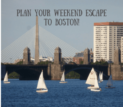 escape to boston