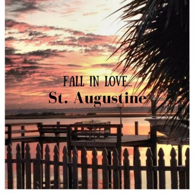 Fall In Love With Downtown St. Augustine!