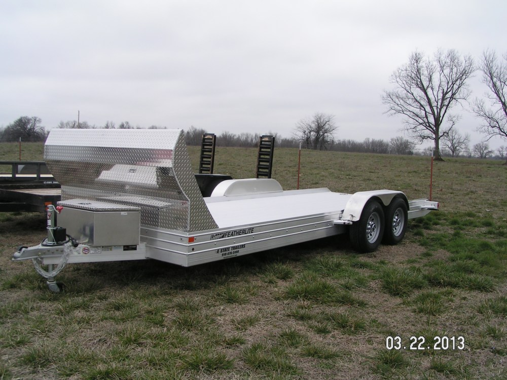 medium resolution of featherlite trailers for sale in oklahoma by 4 state trailers