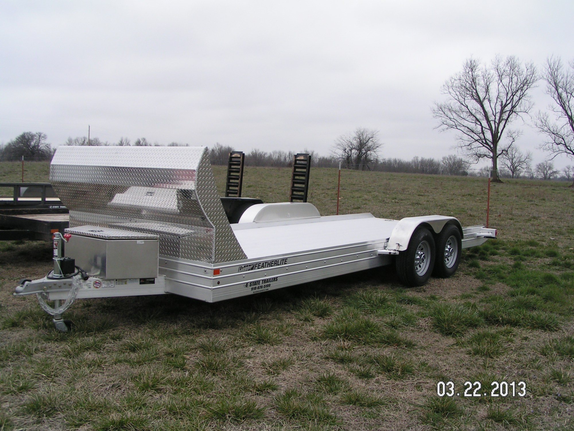 hight resolution of featherlite trailers for sale in oklahoma by 4 state trailers
