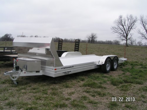 small resolution of featherlite trailers for sale in oklahoma by 4 state trailers