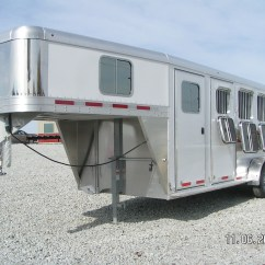 Featherlite Car Trailer Wiring Diagram Freightliner Mt45 Trailers For Sale In Oklahoma By 4 State