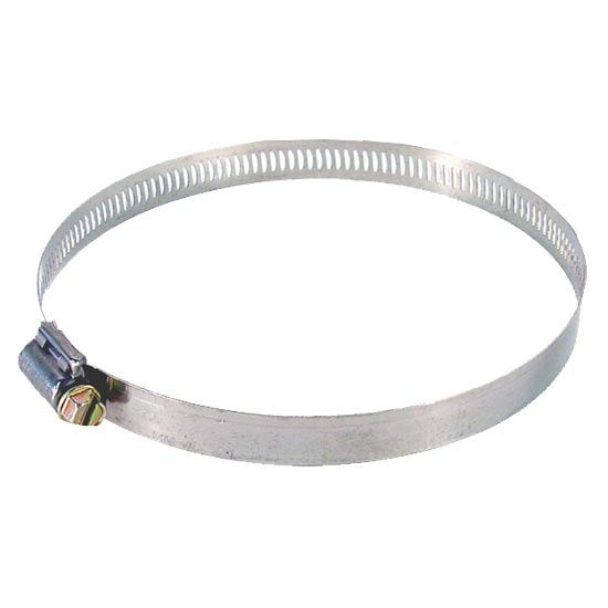 6 1/8 Inch To 9 Inch Large Hose Clamp