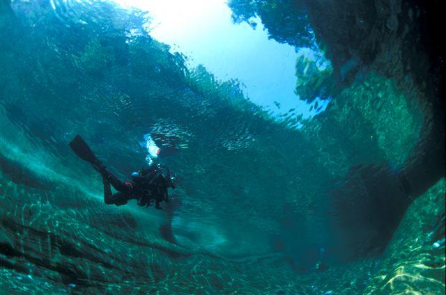 diving, fiumi, 4sub