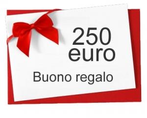 Buono regalo € 250