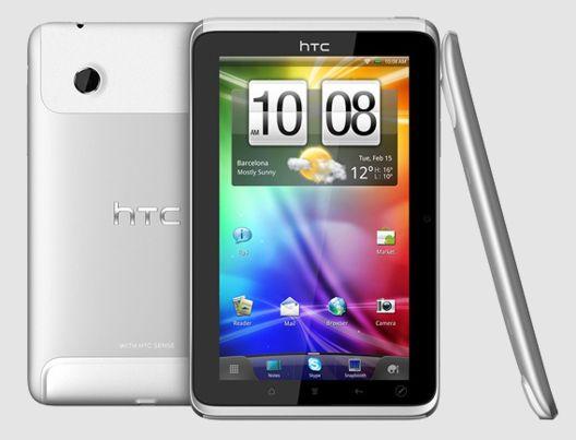 Сравнение Samsung Galaxy Tab 7.7 против HTC Flyer