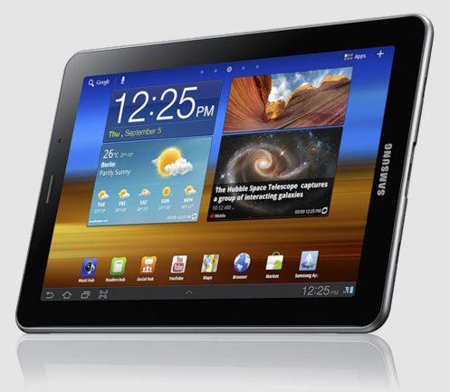 Выбор Samsung Galaxy Tab 7.7 или HTC Flyer