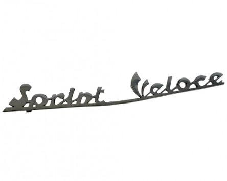 Lettering Emblem For Rear
